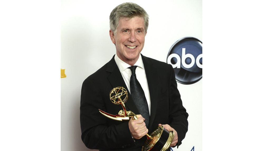 Tom Bergeron, mejor presentador de 'reality' por 'Dancing with the stars' (ABC)