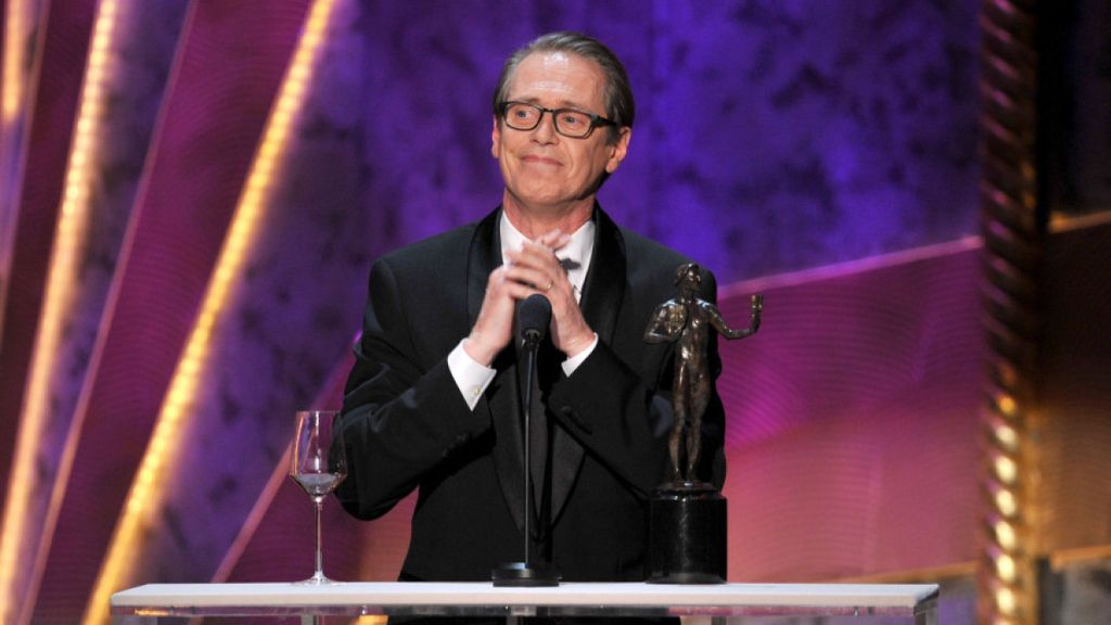 Steve Buscemi, mejor actor de drama por 'Boardwalk Empire'