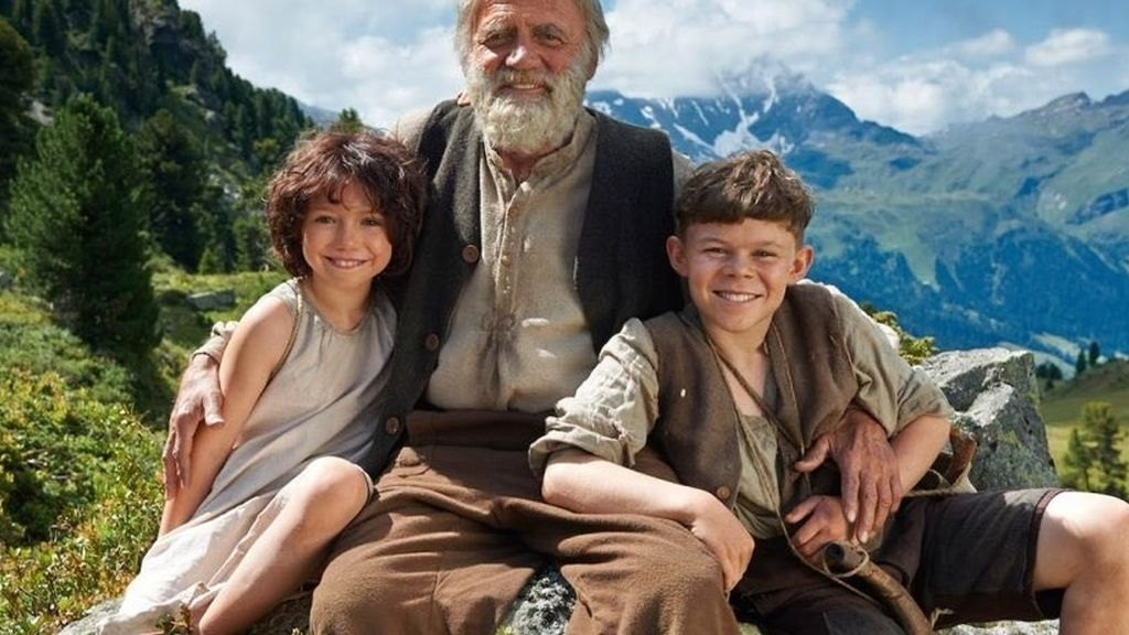 'Heidi' regresa con 25 millones de espectadores 40 años después