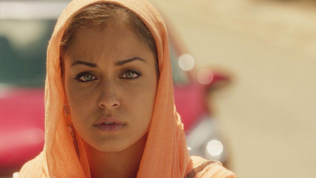 Fátima descubre la identidad de su marido en 'El Príncipe'