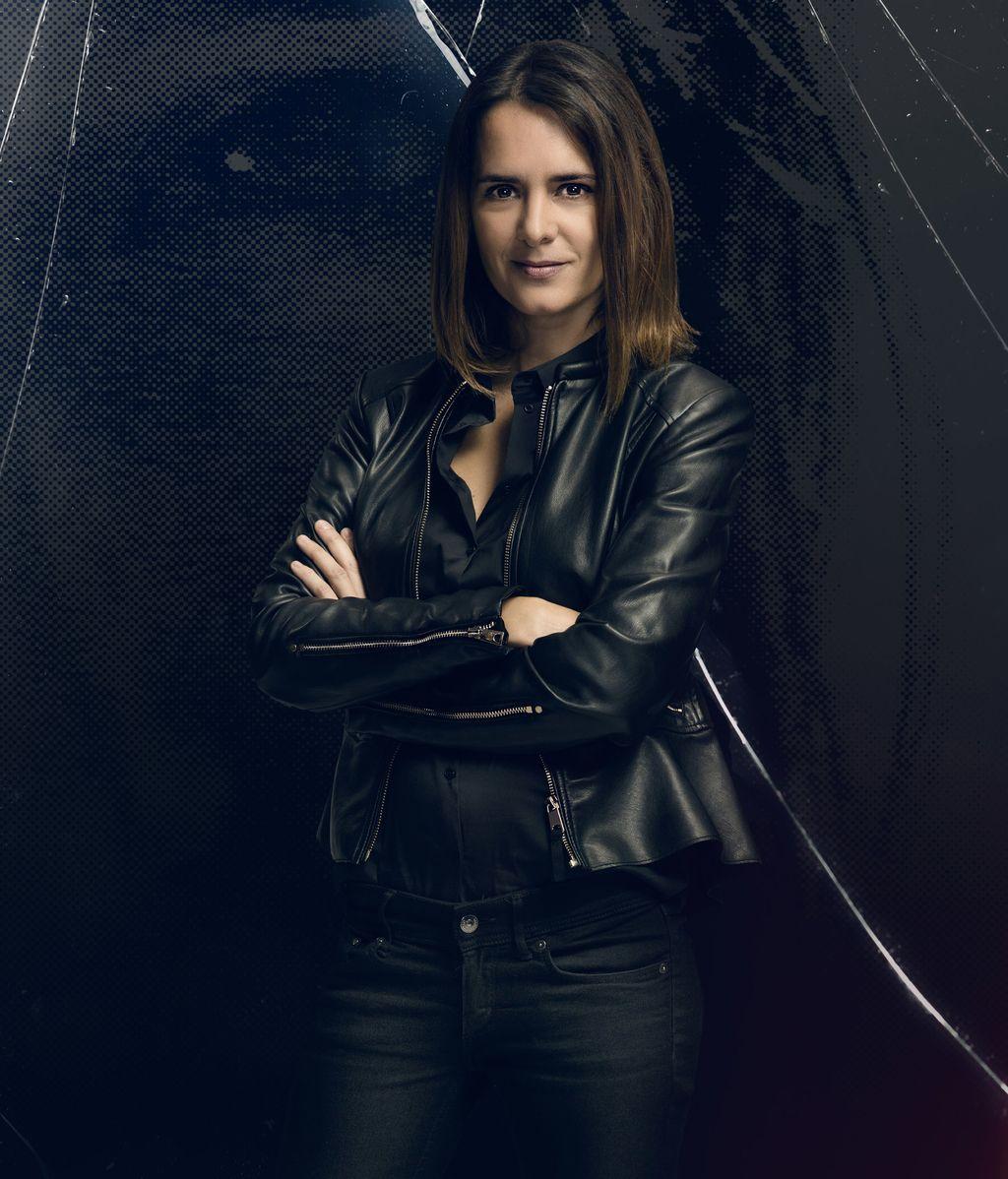 Eva Santolaria es Marta Hess