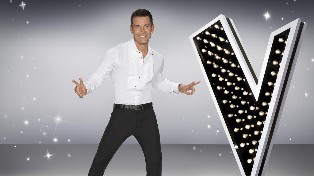 Imagénes del dossier de 'La voz 5', 'talent' musical de Telecinco