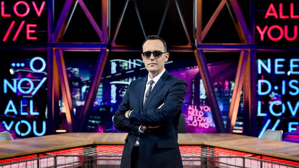 Risto Mejide presenta 'All you need is love... o no', en Telecinco