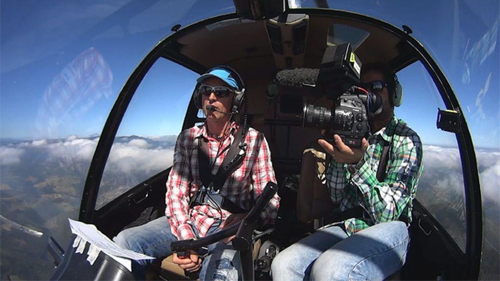 'Volando voy' a los rincones más espectaculares de España