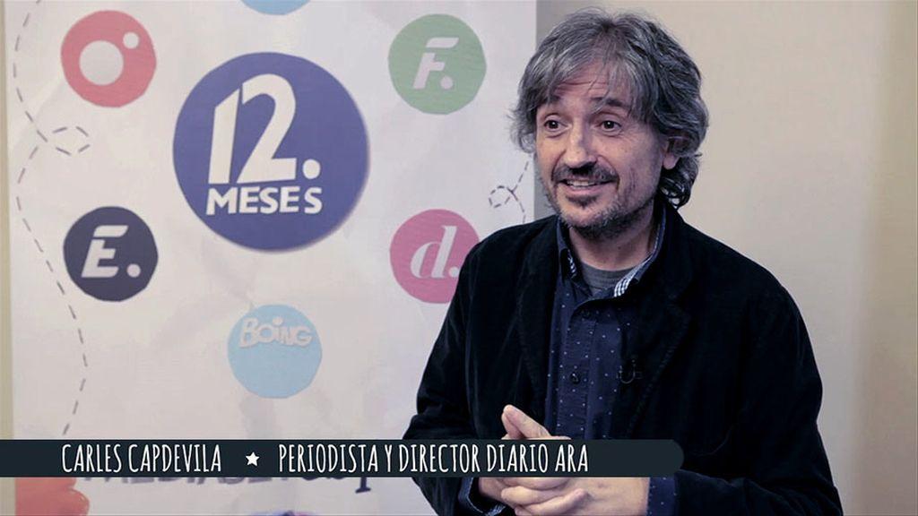 """Carles Capdevila: """"Educar con humor nos enseña a reírnos de nuestros fracasos y desacomplejarnos"""""""