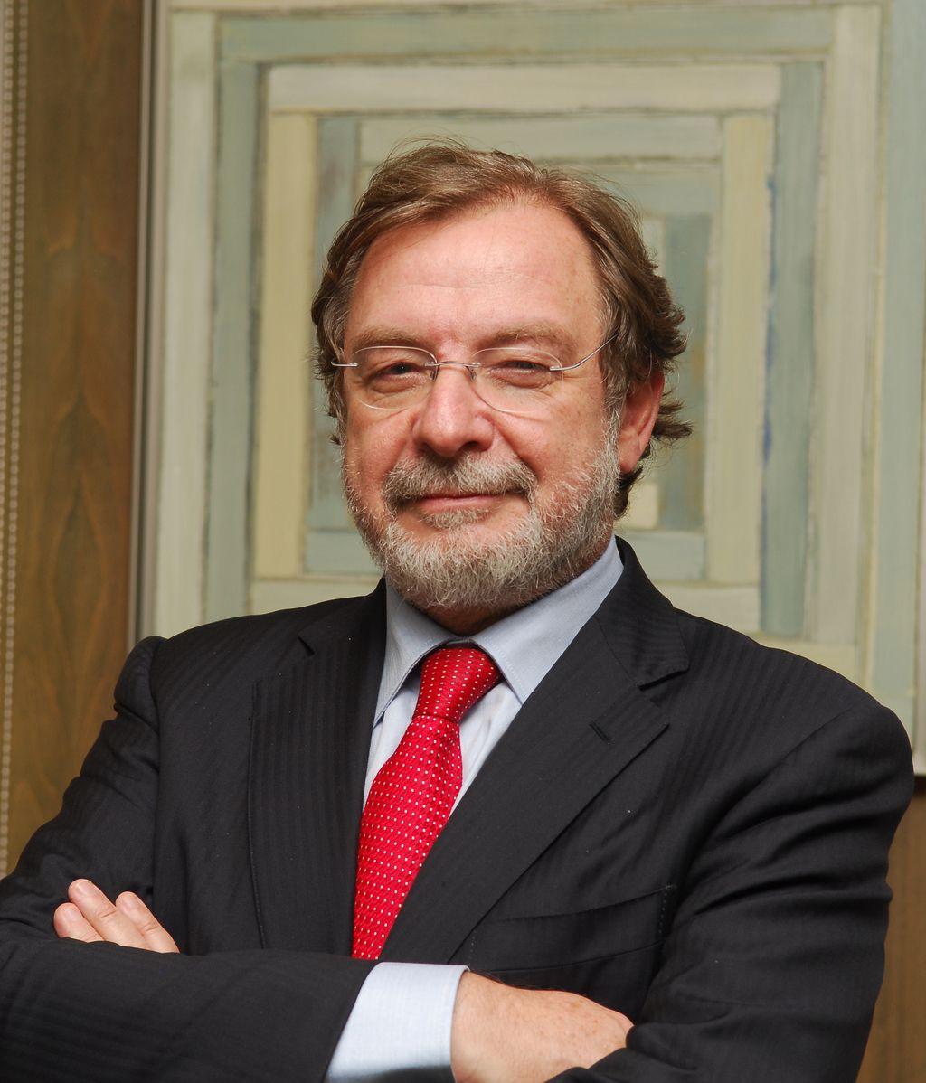 Juan Luis Cebrián, presidente de Grupo Prisa
