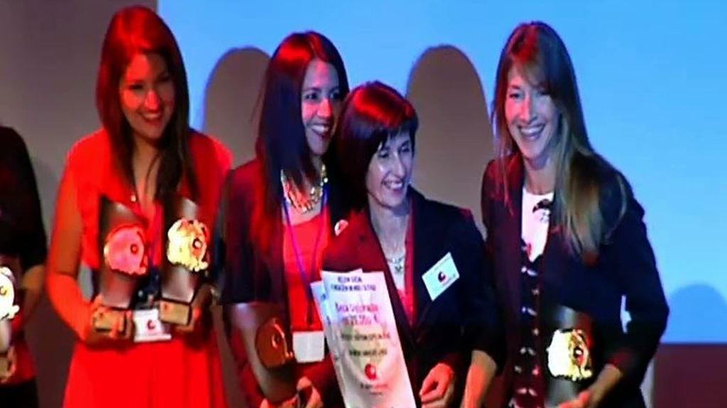 Mediaset, premiada por nueve campañas de '12 meses'