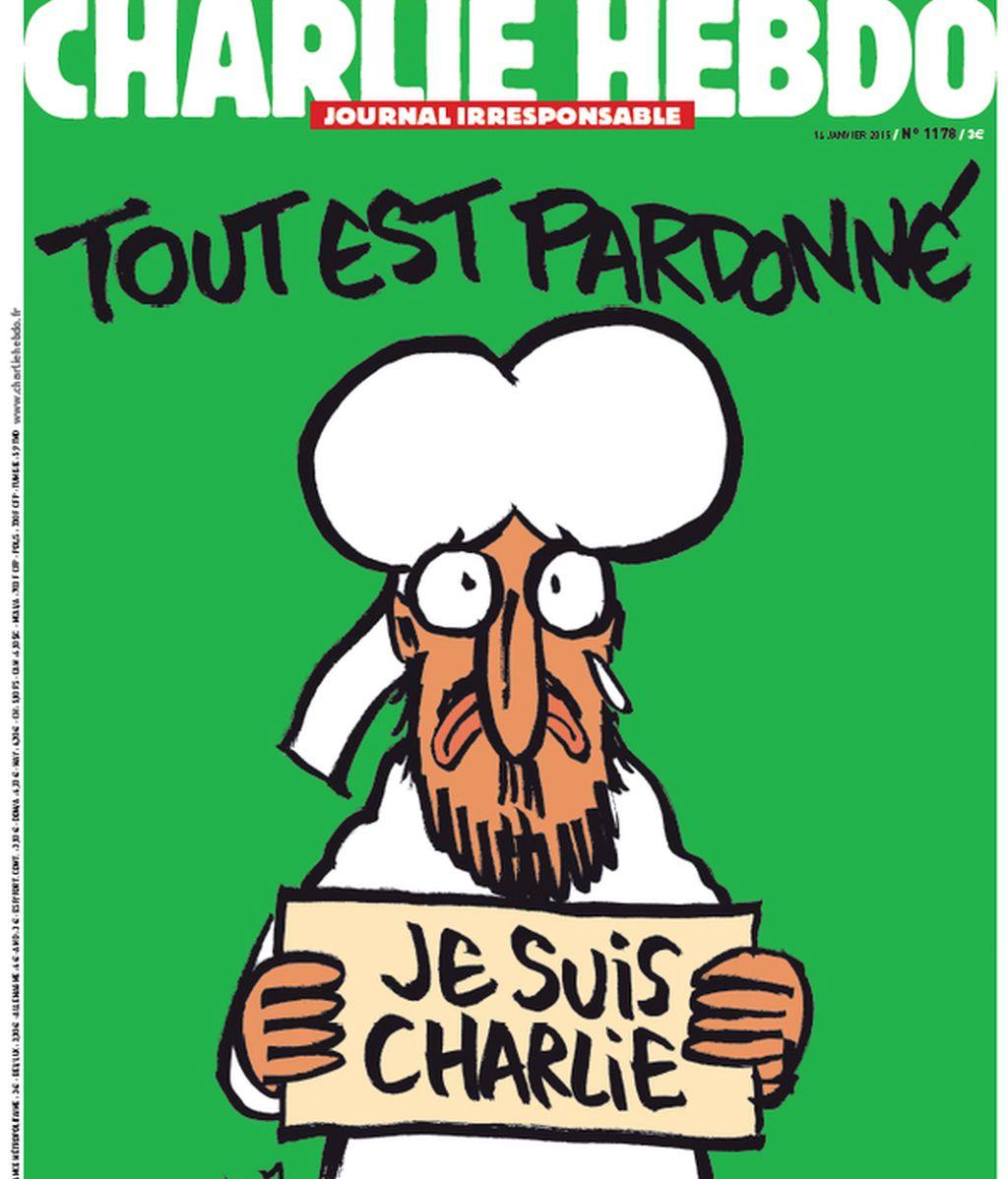 Próxima portada 'Cherlie Hebdo'