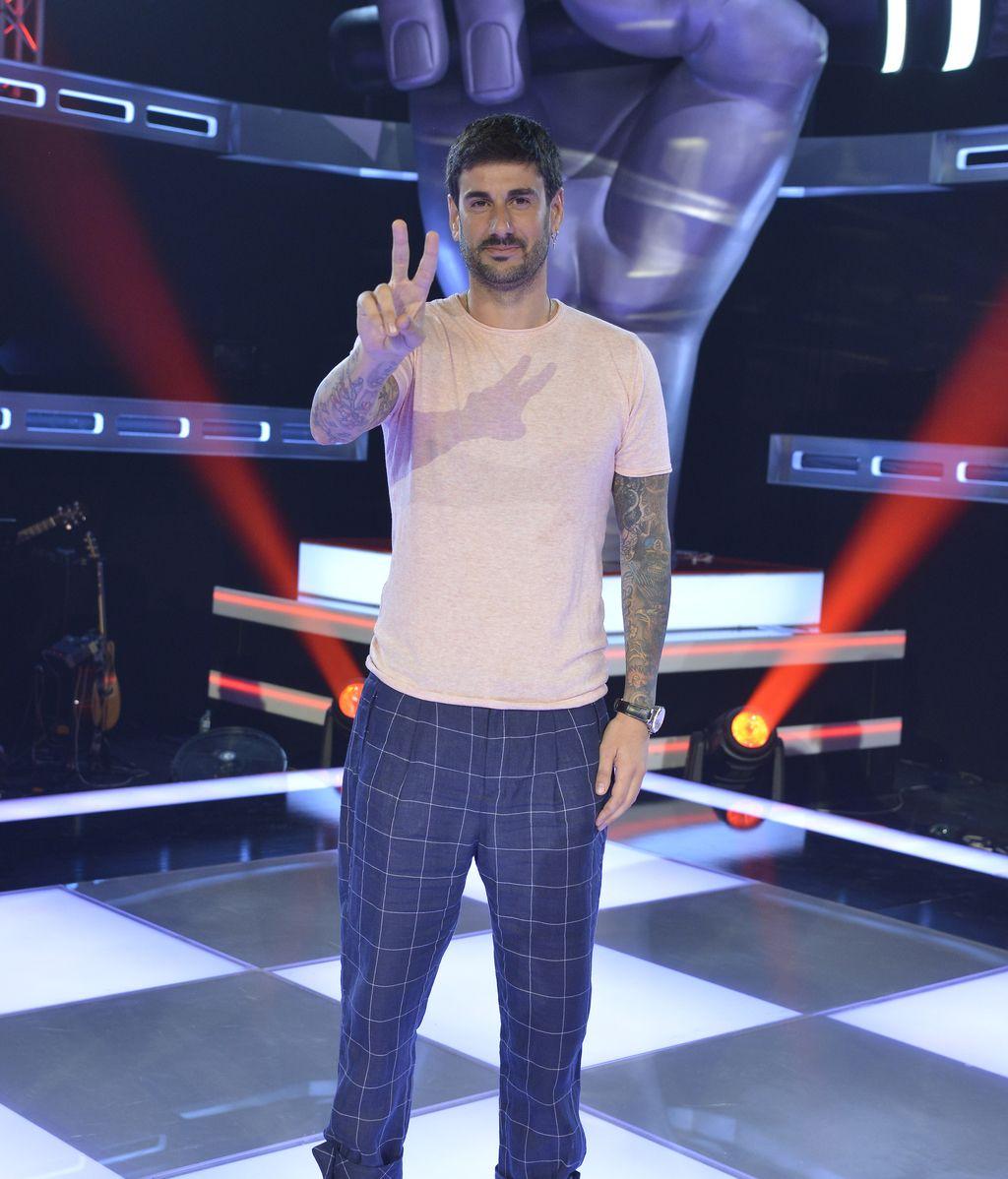 Melendi, 'coach' de la cuarta edición del programa de Telecinco 'La voz kids'