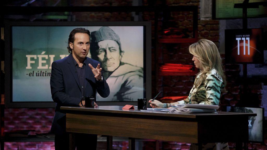 Iker Jiménez investiga en Alaska la muerte del \