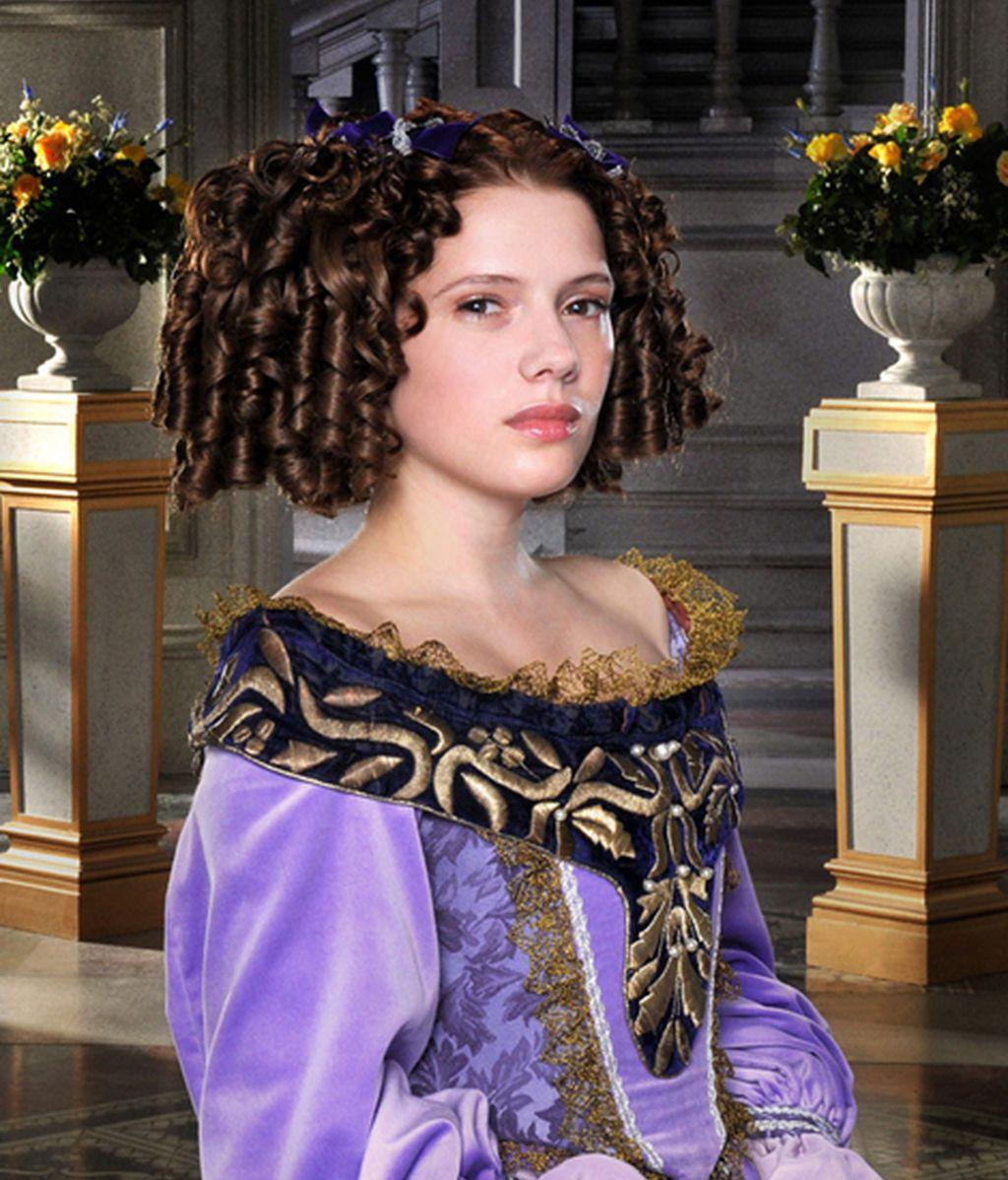 Diana Gómez es la Infanta María