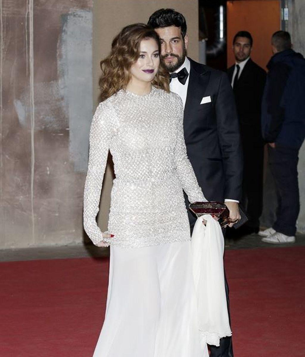 Blanca Suárez y Mario Casas en los Premios Feroz