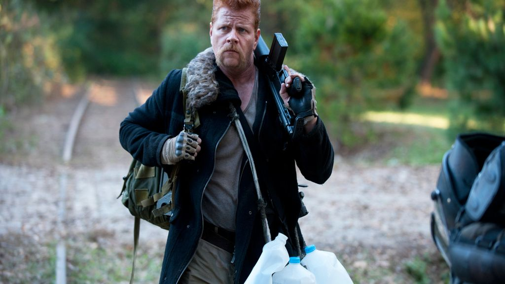 Personaje de Michael Cudlitz en 'The walking dead'