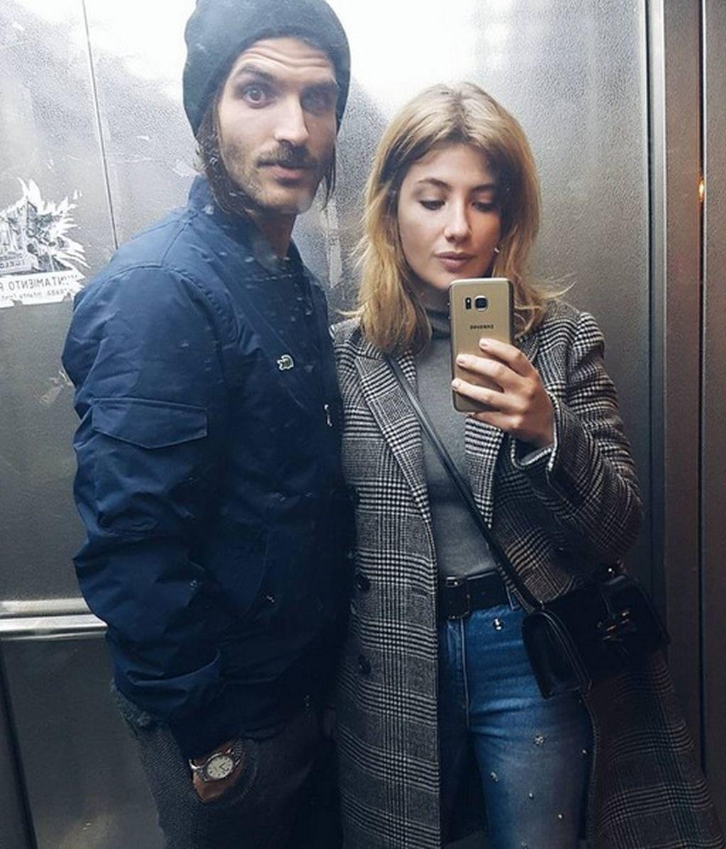 Miriam Giovanelli y Xabi Ortega
