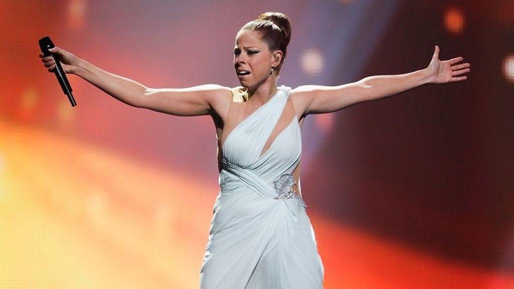 Pastora Soler en Eurovisión 2012