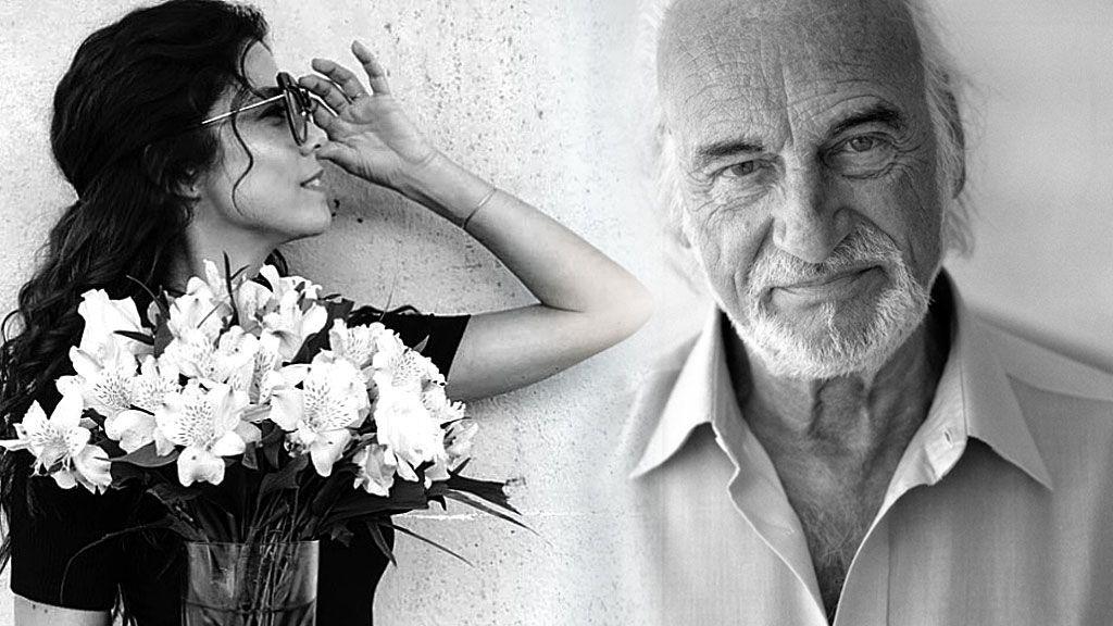 Héctor Alterio cumple 88 así de bien y los celebra con su nuera Juana Acosta