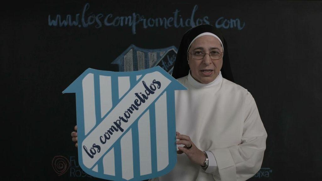 """Sor Lucía Caram: """"Hay muchas maneras de ayudar, la mejor es compartir"""""""