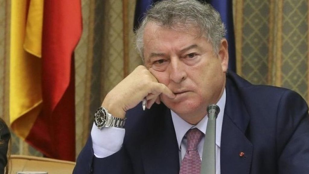 José Antonio Sánchez Domínguez, presidente de RTVE