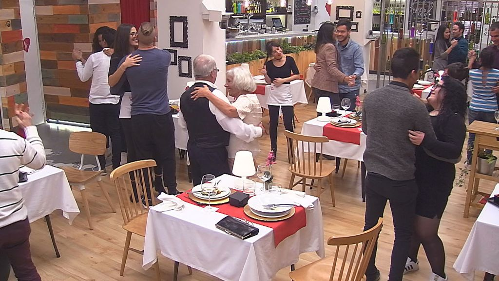 'First dates' se convierte en 'Second dates' con un 'Menú especial'