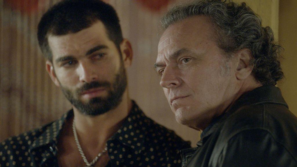 Tensión y sentimientos a flor de piel en la segunda temporada de 'El Príncipe'