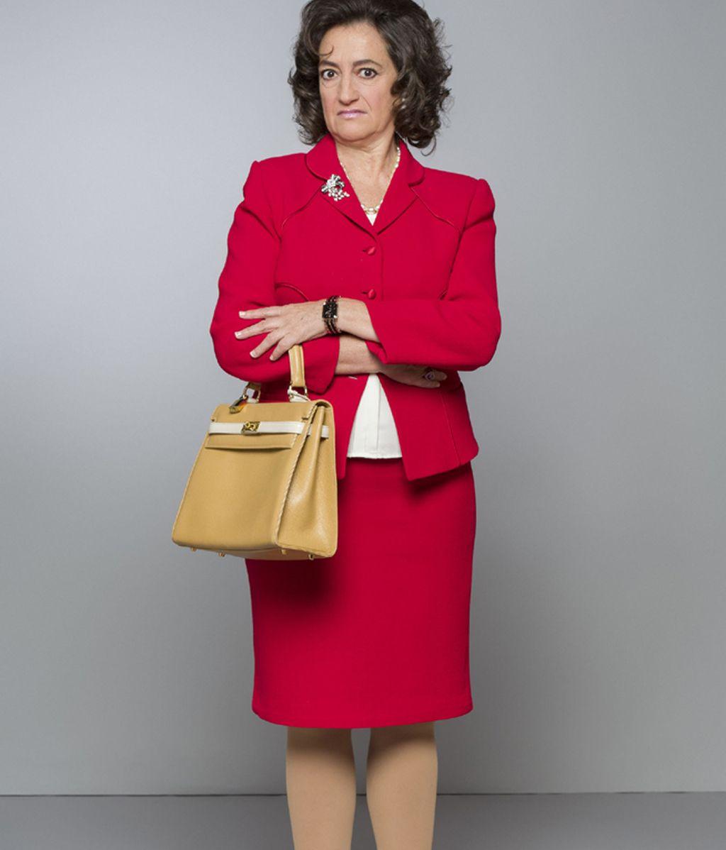Malena Gutiérrez es Cuca