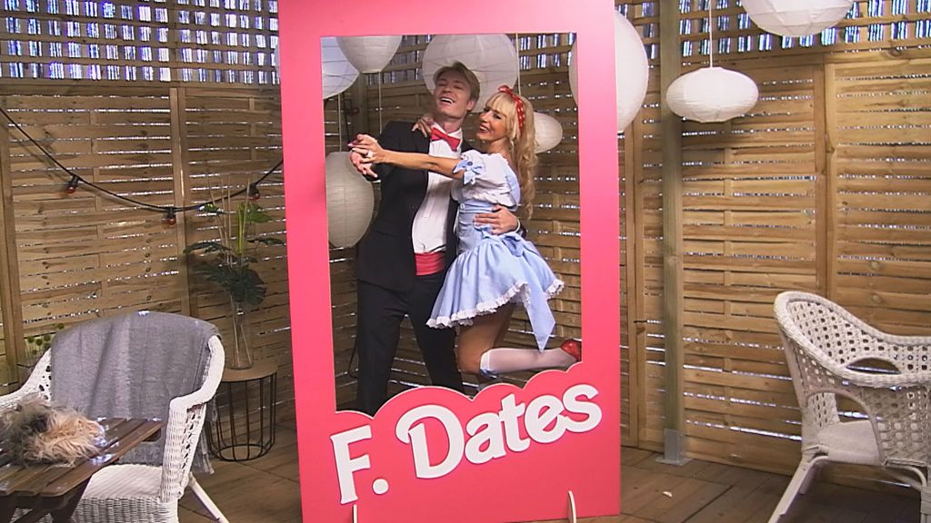 First dates. Especial guapos
