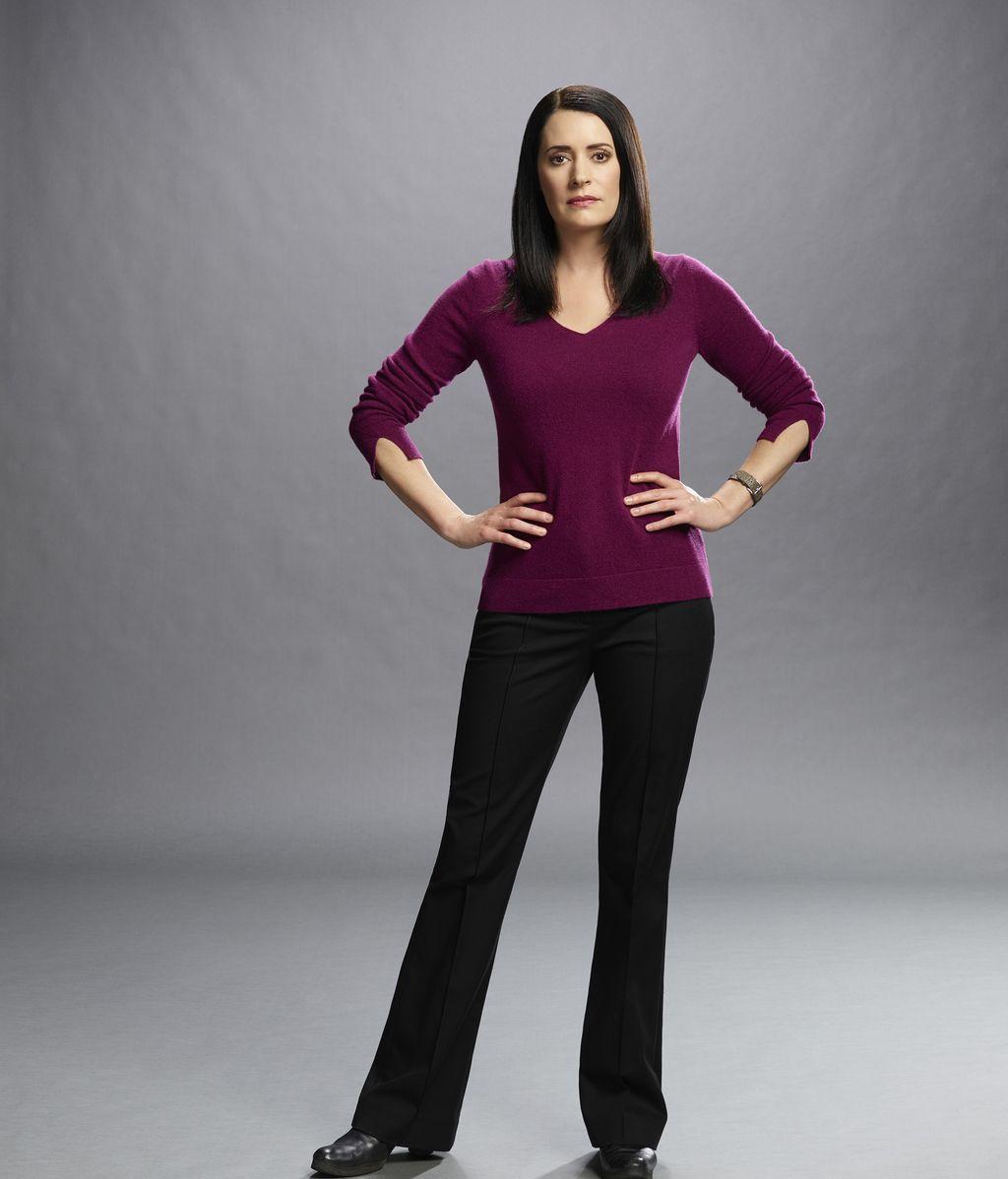 Personajes de la 12ª temporada de 'Mentes criminales': Paget Brewster es Emily Prentiss