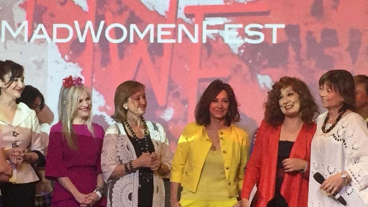 Mediaset se une a la lucha contra la violencia de género en el Madwomen Fest