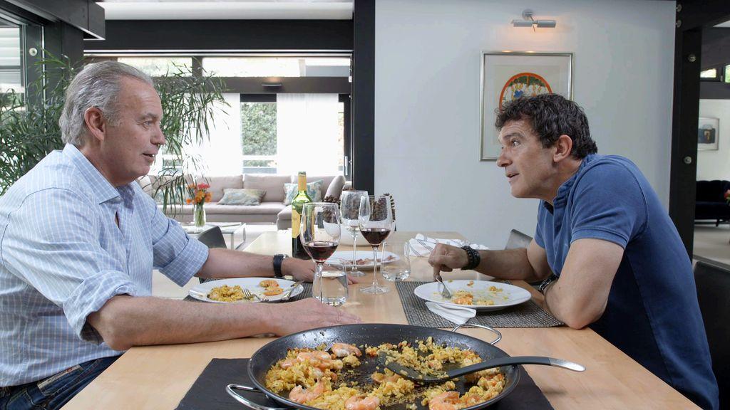 Antonio Banderas-Bertín Osborne. Mi casa es latuya.