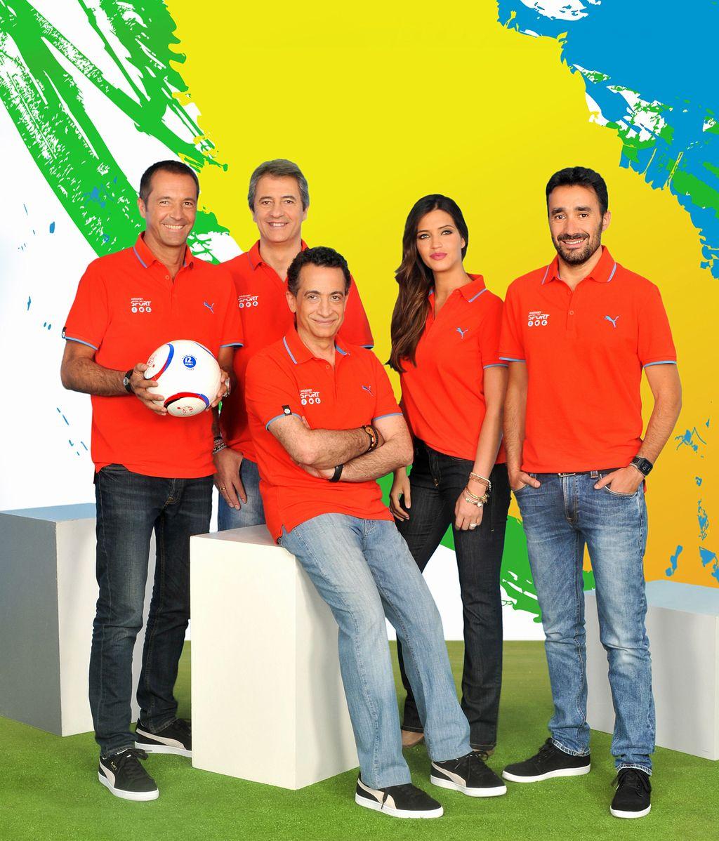 Grupo Mediaset Mundial Brasil 2014
