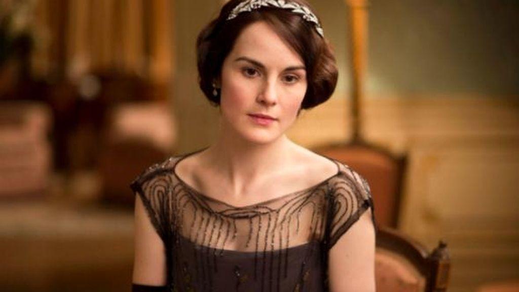 Michelle Dockery como Lady Mary