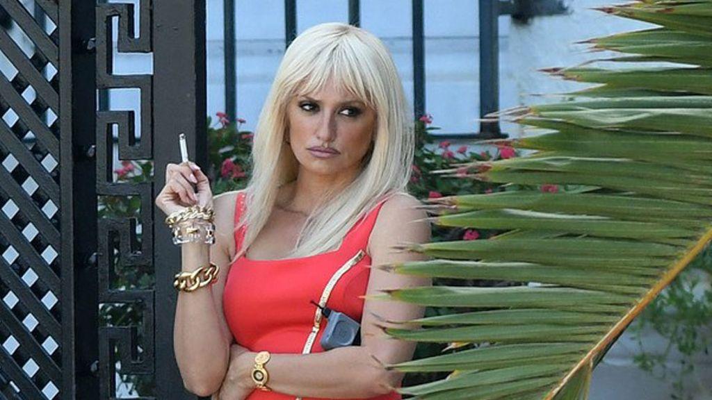 Penélope Cruz es Donatella Versace en 'American Crime Story'