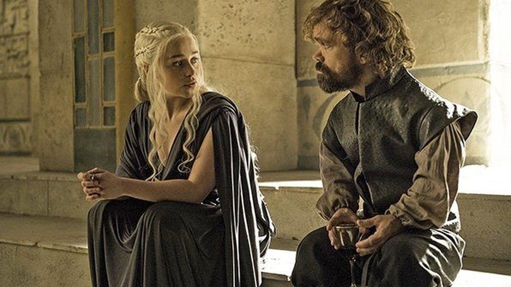 tyrion y daenerys