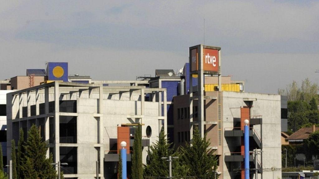 Sede de RTVE (Prado del Rey, Pozuelo de Alarcón)