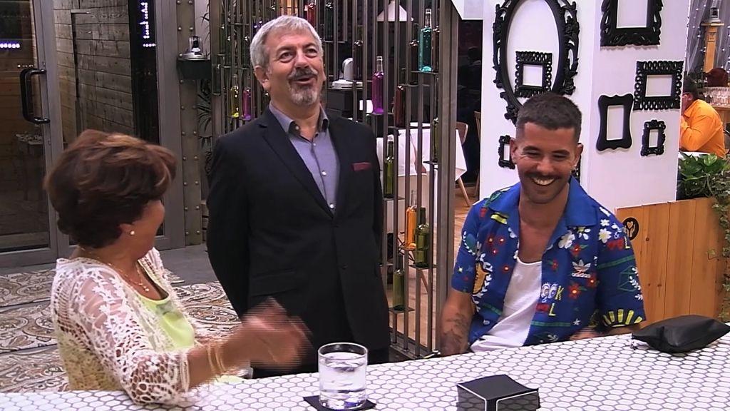 """Pedriño ('QQCCMH') busca en 'First dates' una pareja como su madre """"pero con pene"""""""