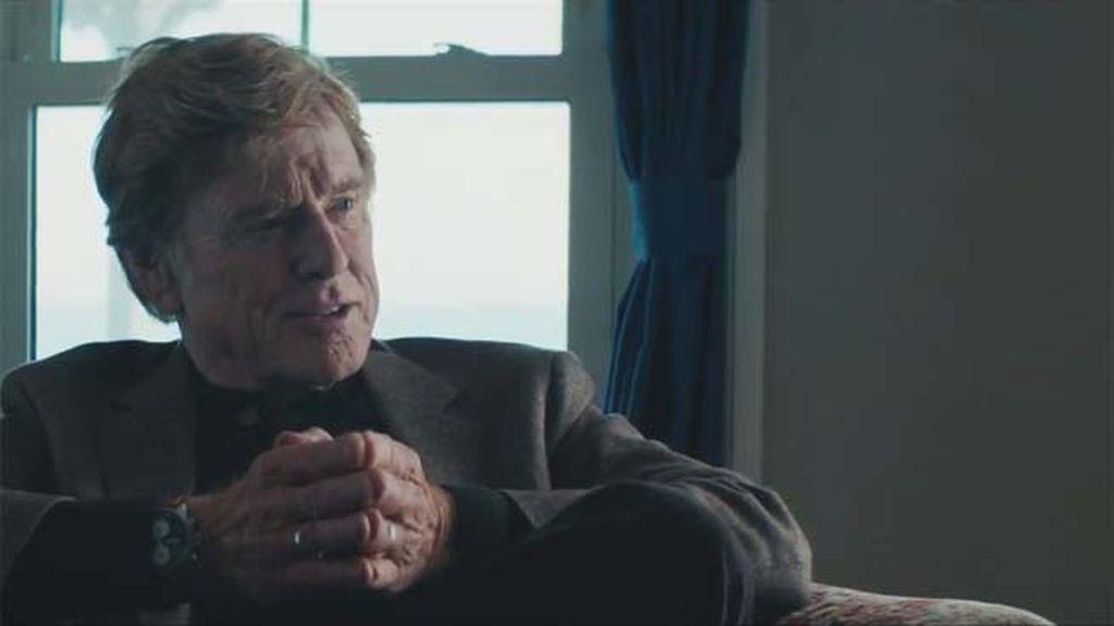 """Robert Redford encuentra un """"nuevo plano de existencia"""" en 'The discovery'"""