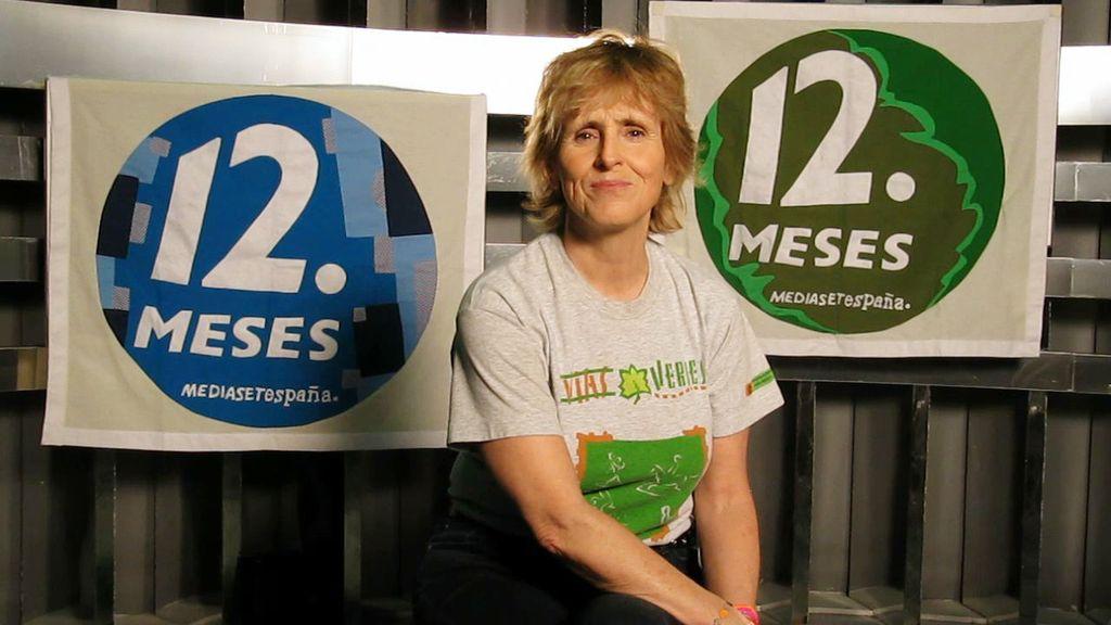 Mercedes Milá se une a la celebración y declara su amor por la bicicleta