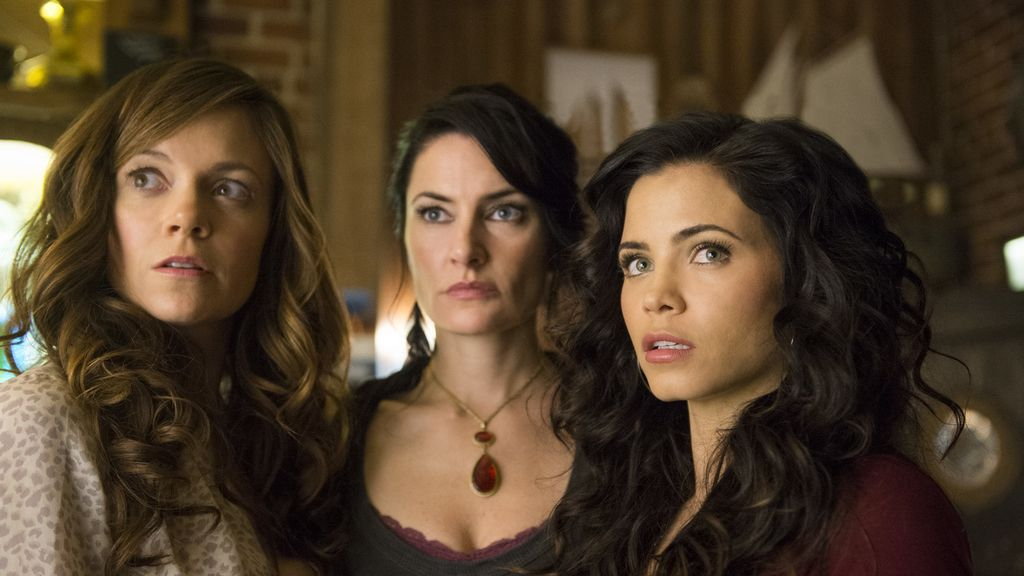 'Las brujas de East End', serie emitida en Energy