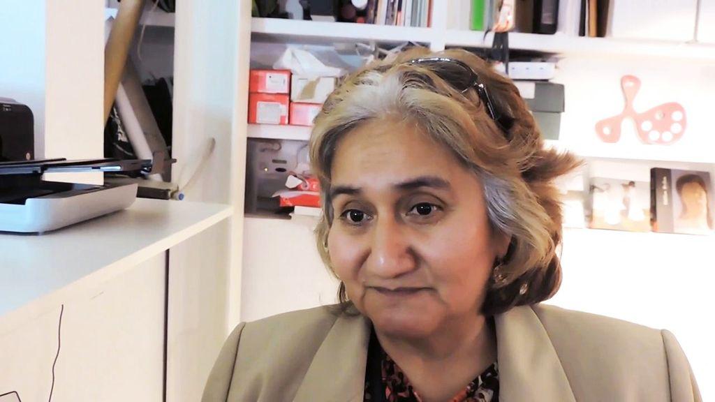 """Mª Teresa Moreno: """"Las empleadas del hogar tienen que conocer y reclamar sus derechos"""""""