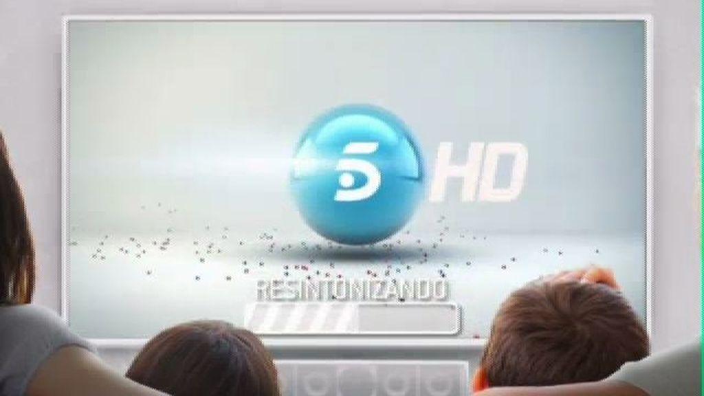 Los canales de Mediaset, de mudanza
