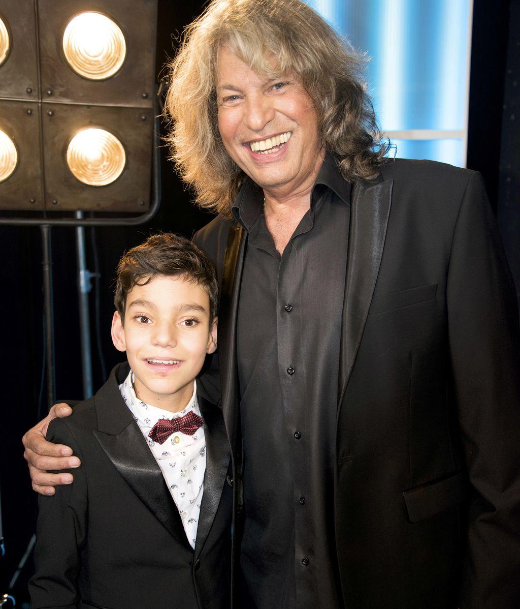 Adrián Martín y José Mercé, especial musical de Telecinco