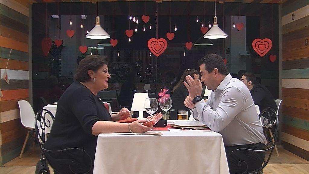 San ValenVIP en 'First dates'