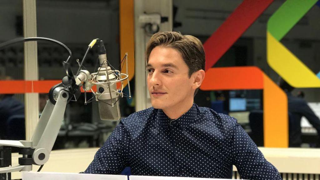 Jurado de 'Objetivo Eurovisión': Xavi Martínez, DJ y presentador en Los 40