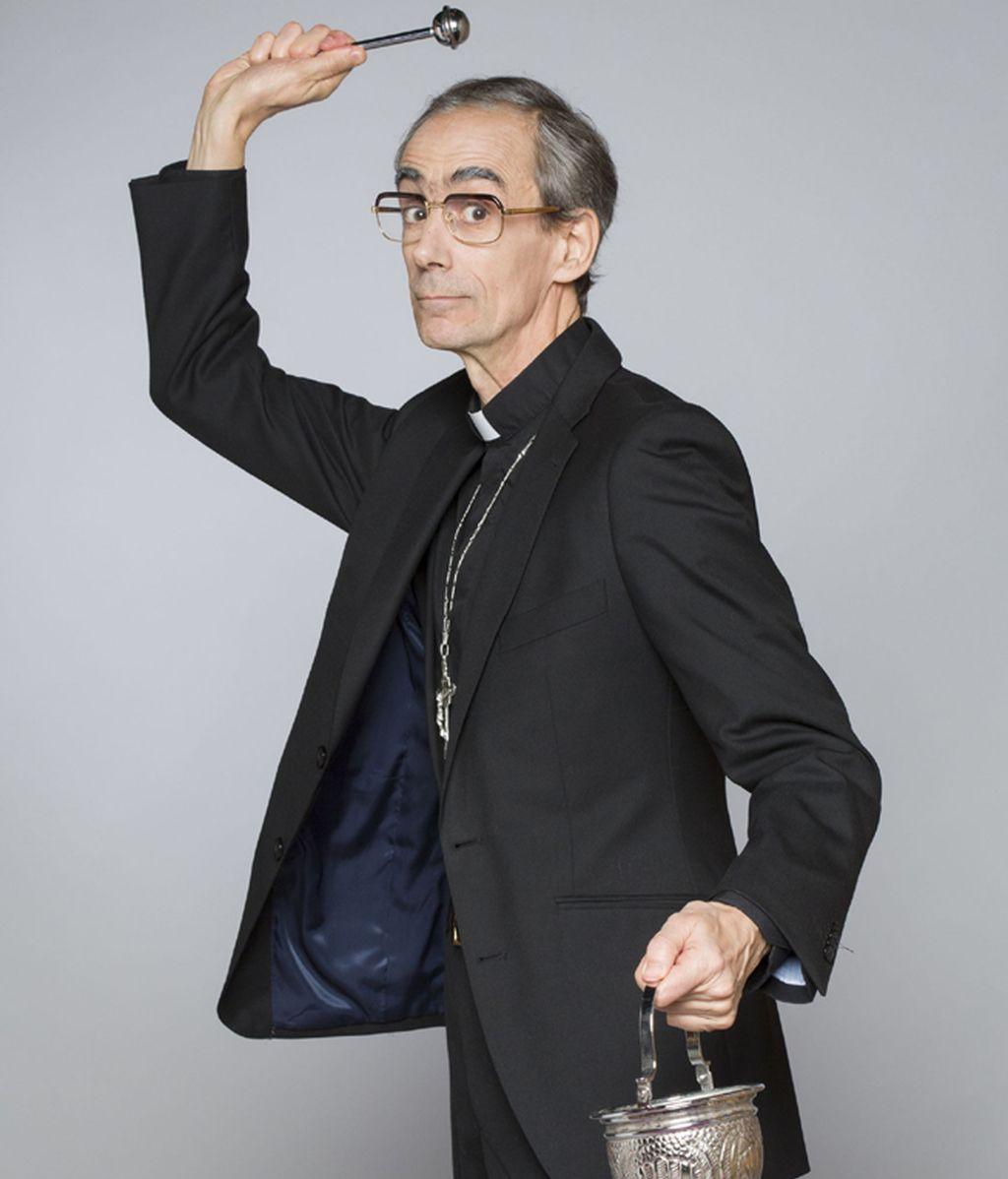 César Sarachu es el obispo Martínez Carrión