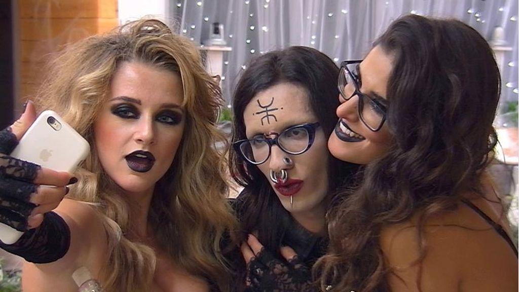 Especial Halloween en First dates (Cuatro)