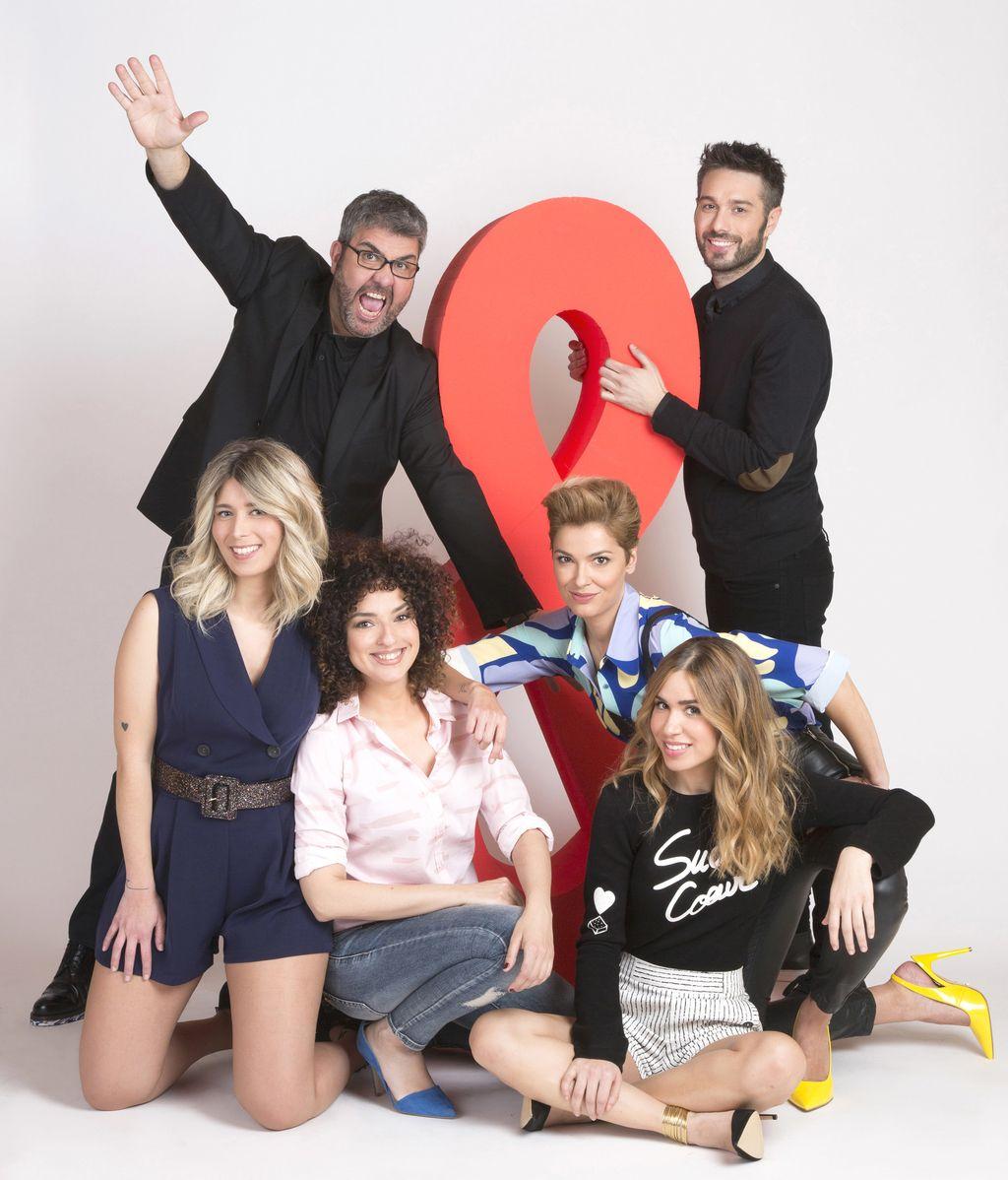 'Dani&Flo' vuelven a Cuatro con Cristina Boscá, Cristina Urgel, María Gómez y Virginia Riezu