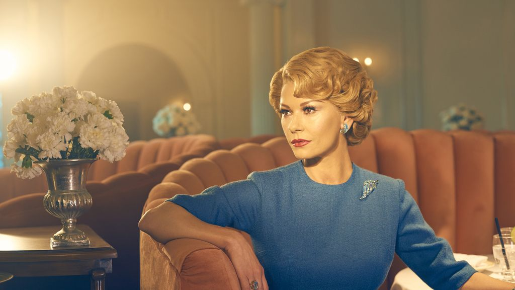 Catherine Zeta-Jones es Olivia de Havillan en la serie 'Feud', de HBO