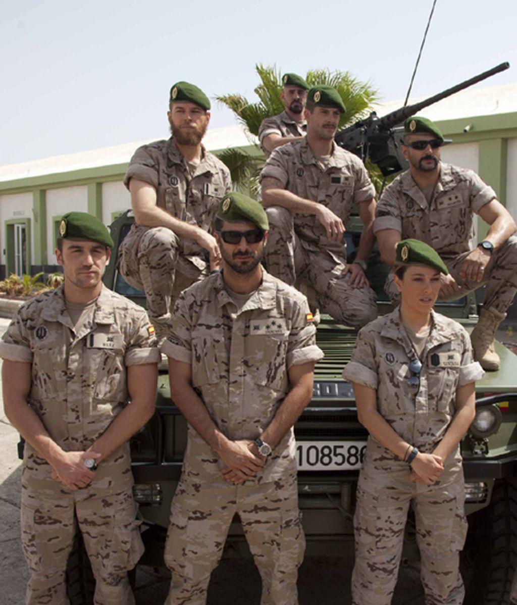 Tres episodios para contar el rescate de los hijos de un ingeniero español en Mali