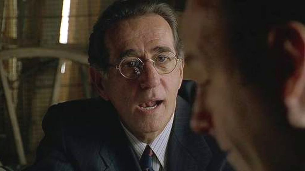 Frank Pellegrino, 'Los Soprano'