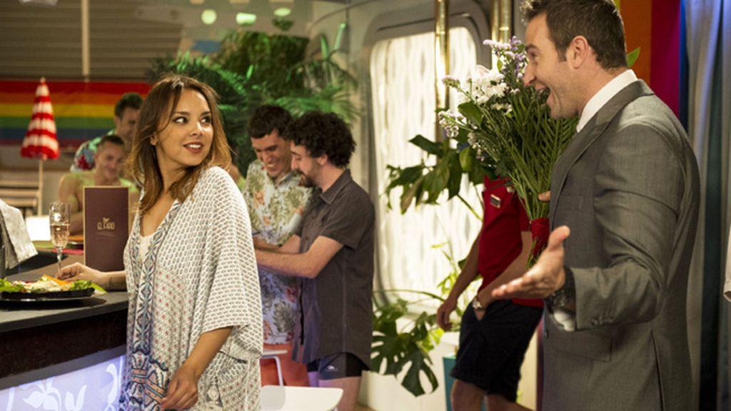 Chenoa sube al 'Ancla II' para despedir la primera temporada de la comedia